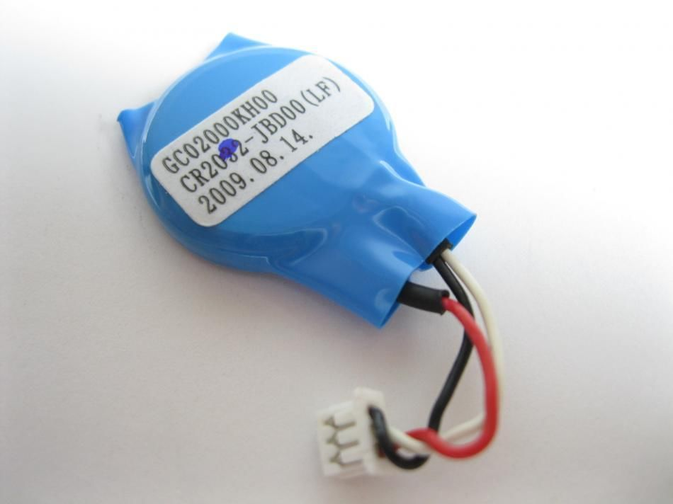 CMOS battery for HP Pavilion DV9700